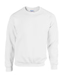 10 x Sweatshirts with Embroidered LOGO Front & Back