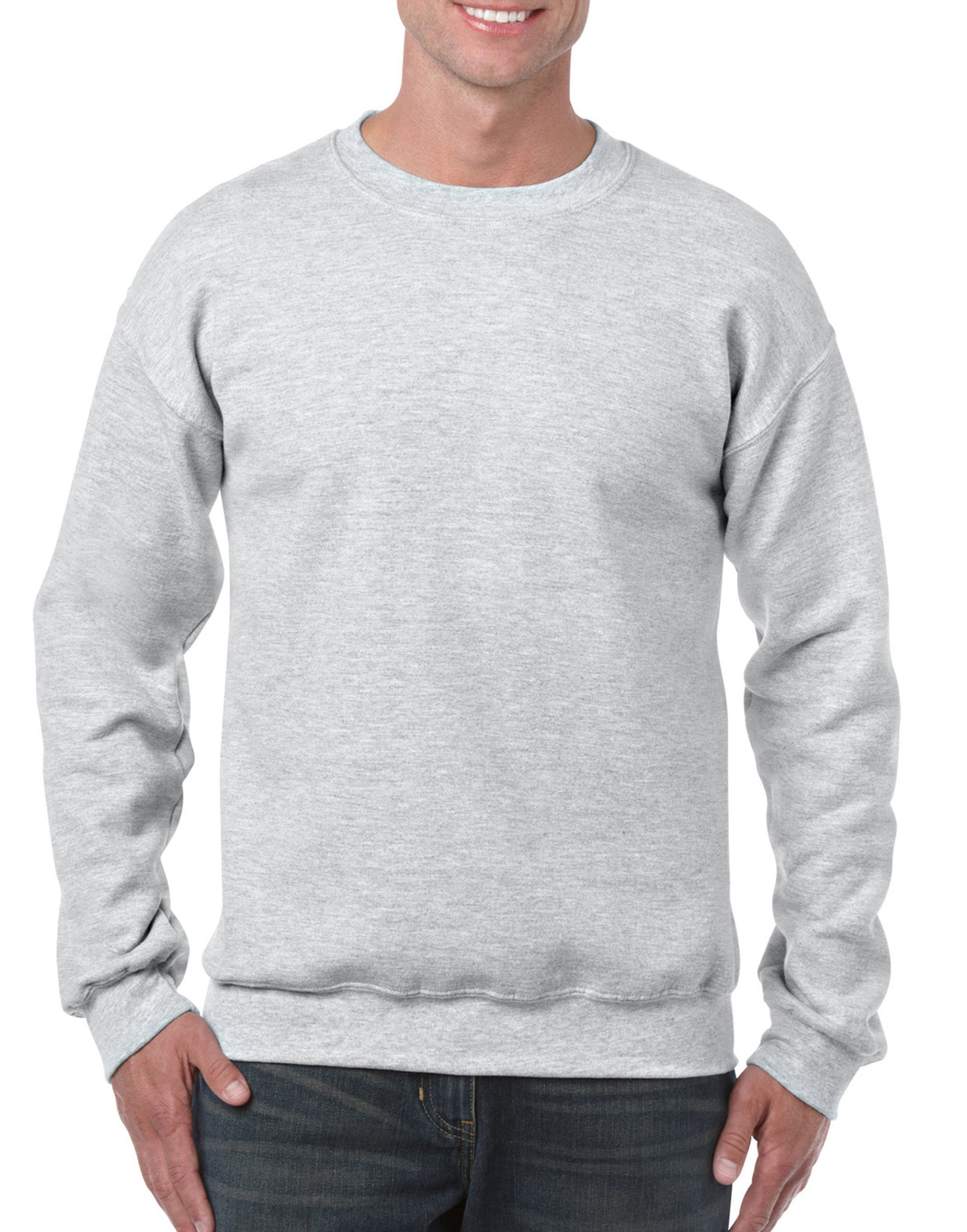 5 x Sweatshirts with Embroidered LOGO Front & Back