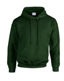 3 x Hoodies with Embroidered LOGO front breast & back (large)