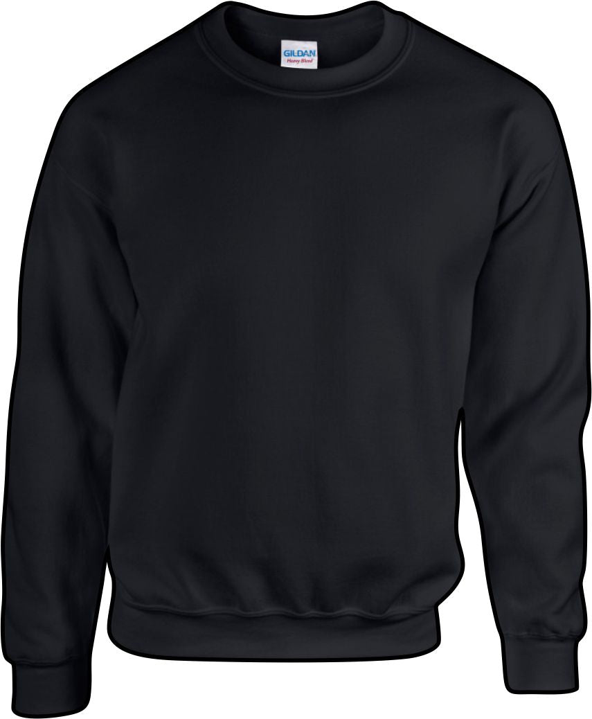 25 x Sweatshirts with Embroidered LOGO Front & Back