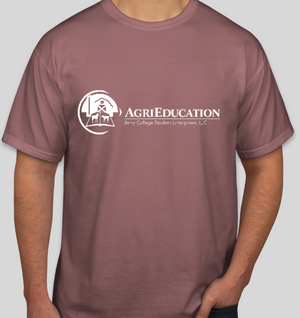 X Large Agri Education Tee (preorder) - Berry College Student Enterprises