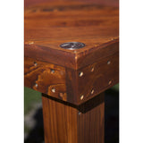 Viking Cypress Side Table