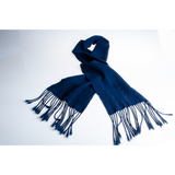 100% Silk Bamboo Scarf - Berry College Student Enterprises