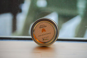 Beeswax Candle - Berry College Student Enterprises