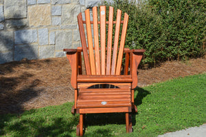 Cypress Adult Adirondack Furniture - Berry College Student Enterprises