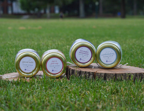 Handcrafted Body Scrub - Berry College Student Enterprises