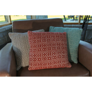 Decorative Wool Pillows - Berry College Student Enterprises