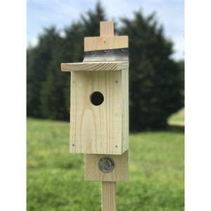Eastern Bluebird Box - Berry College Student Enterprises