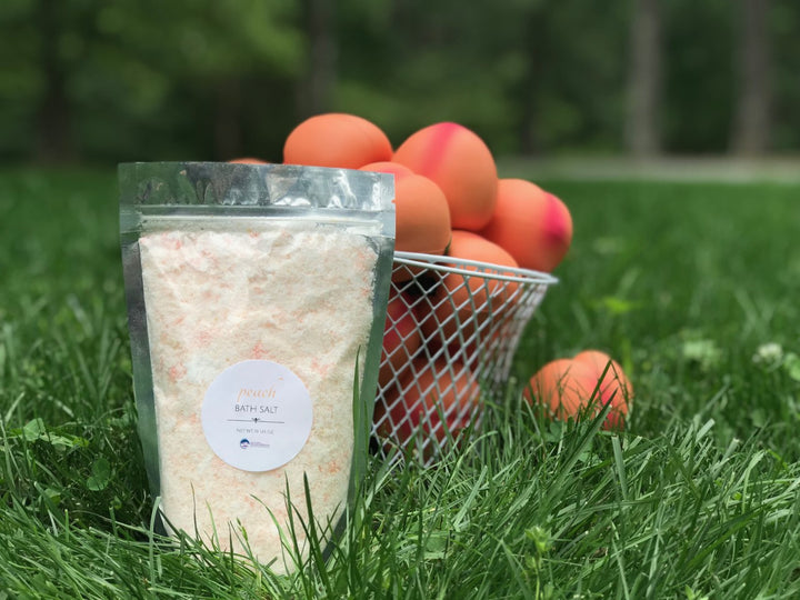 Peach Bath Salt - Berry College Student Enterprises