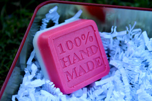 Candy Cane Soap - Berry College Student Enterprises