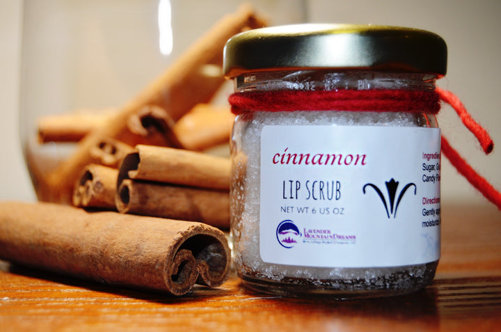 Cinnamon Lip Scrub - Berry College Student Enterprises
