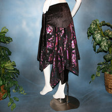 Load image into Gallery viewer, Carita/Black Latin Skirt