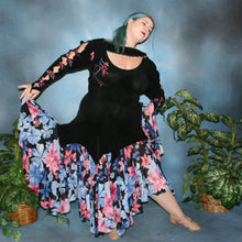 Load image into Gallery viewer, April/Plus Size Ballroom Dress