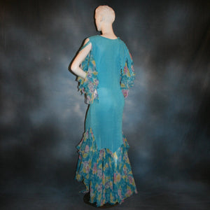 Blue Whisper/Social Ballroom Dress