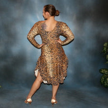 Load image into Gallery viewer, Cheetah/Skirt & Bodysuit on Sale