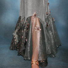 Load image into Gallery viewer, Fantasia/Grey Ballroom Dress