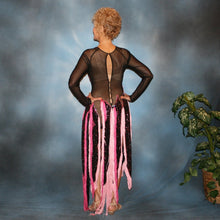 Load image into Gallery viewer, Flames-n-Fringe/Latin Dress