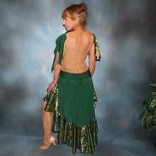 Load image into Gallery viewer, Janina/Green Latin Dress