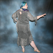 Load image into Gallery viewer, Lacy/Plus Size Latin Dress