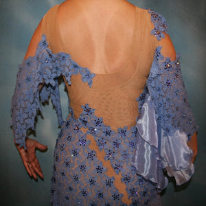 Lavender Fantasy/Lavender Latin Dress