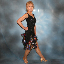 Load image into Gallery viewer, Maiya/Black Social Ballroom Dress