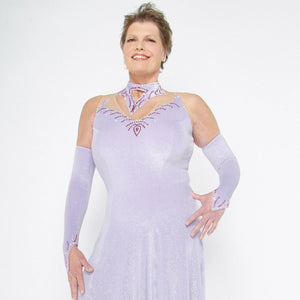 Orchid Fantasy/Ballroom Dress on Sale
