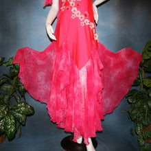 Load image into Gallery viewer, Paradise/Pink Ballroom Dress