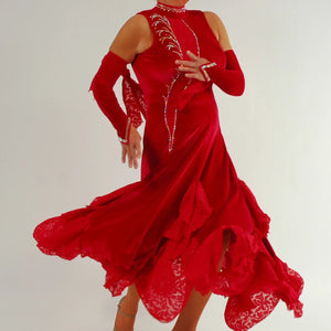 Romance/Ballroom Dress on Sale