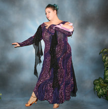 Load image into Gallery viewer, Sasha/Plus Size Ballroom Dress