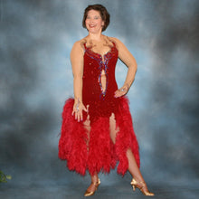 Load image into Gallery viewer, Scarlette/Red Latin Dress