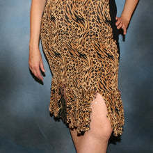 Load image into Gallery viewer, Serengeti Slinky/Latin Social Dress