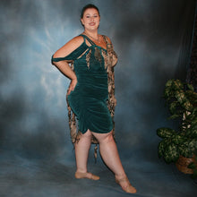 Load image into Gallery viewer, Serengeti/Plus Size Latin Dress