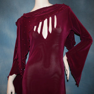 Slinky C/ Social Ballroom Dress