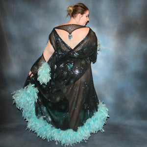 Starburst/Plus Size Ballroom Dress