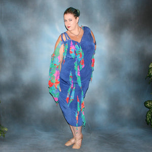 Tropical Fun/Plus Size Latin Dress