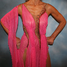 Load image into Gallery viewer, Venus/Pink Latin Dress