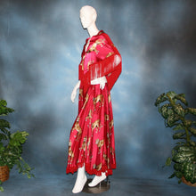 Load image into Gallery viewer, Wild Fire/Ballroom Skirt & Shawl