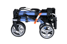 Load image into Gallery viewer, EV Rider Move-X Folding Rollator 4-Wheel Rollator Walker