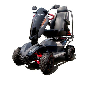EV Rider Vita Monster 4-Wheel All-Terrain Outdoor Mobility Scooter