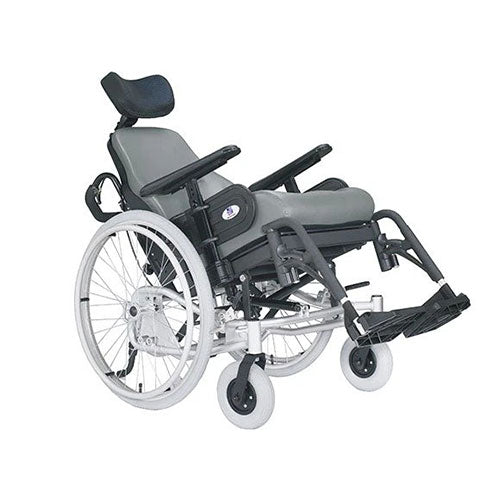 Heartway Spring HW1 Tilt-in-Space Lightweight Manual Wheelchair