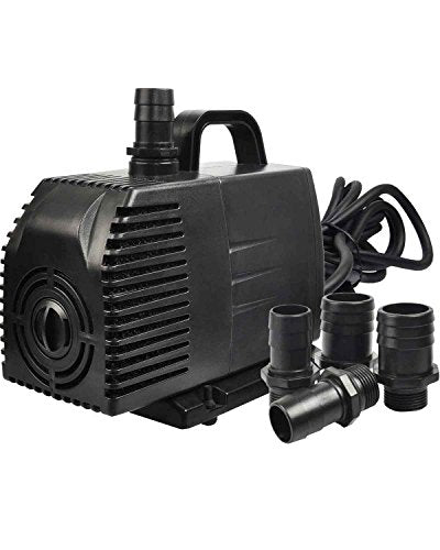 Simple Deluxe 1056 GPH Submersible Pump with 15' Cord