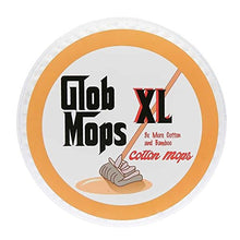 Load image into Gallery viewer, Glob Mops XL Cotton Swabs 2-Pack Bundle | Extra Absorbent | Eco-Friendly | 600 Total Mops