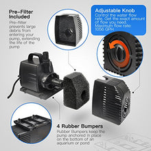 Load image into Gallery viewer, Simple Deluxe 1056 GPH Submersible Pump with 15' Cord