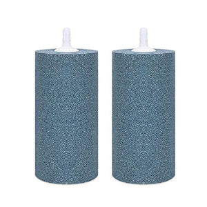 VIVOSUN Air Stone 2PCS 4 X 2 Inch Large Air Stone Cylinder
