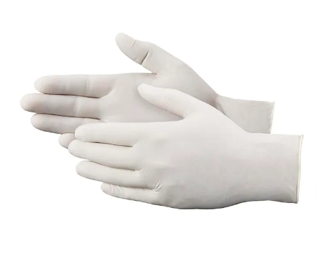 Disposable Latex Exam Gloves (100-Count)