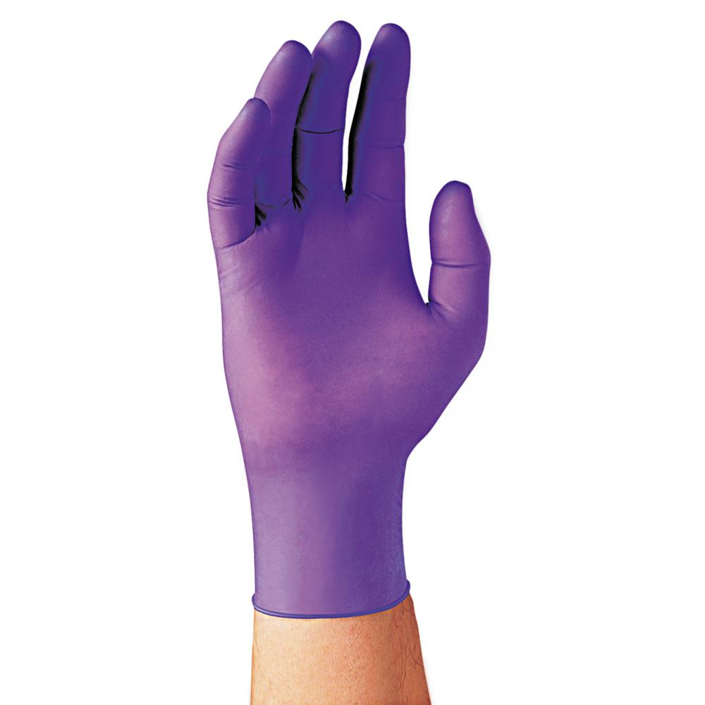 Disposable Nitrile Exam Gloves (100-Count)
