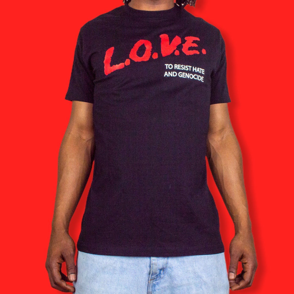 L.O.V.E to Resist Hate T-Shirt