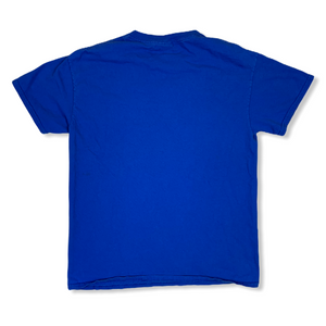 Y2K 2015 UNIVERSITY OF KENTUCKY BASKETBALL SEC CHAMPIONS MENS BLUE TSHIRT