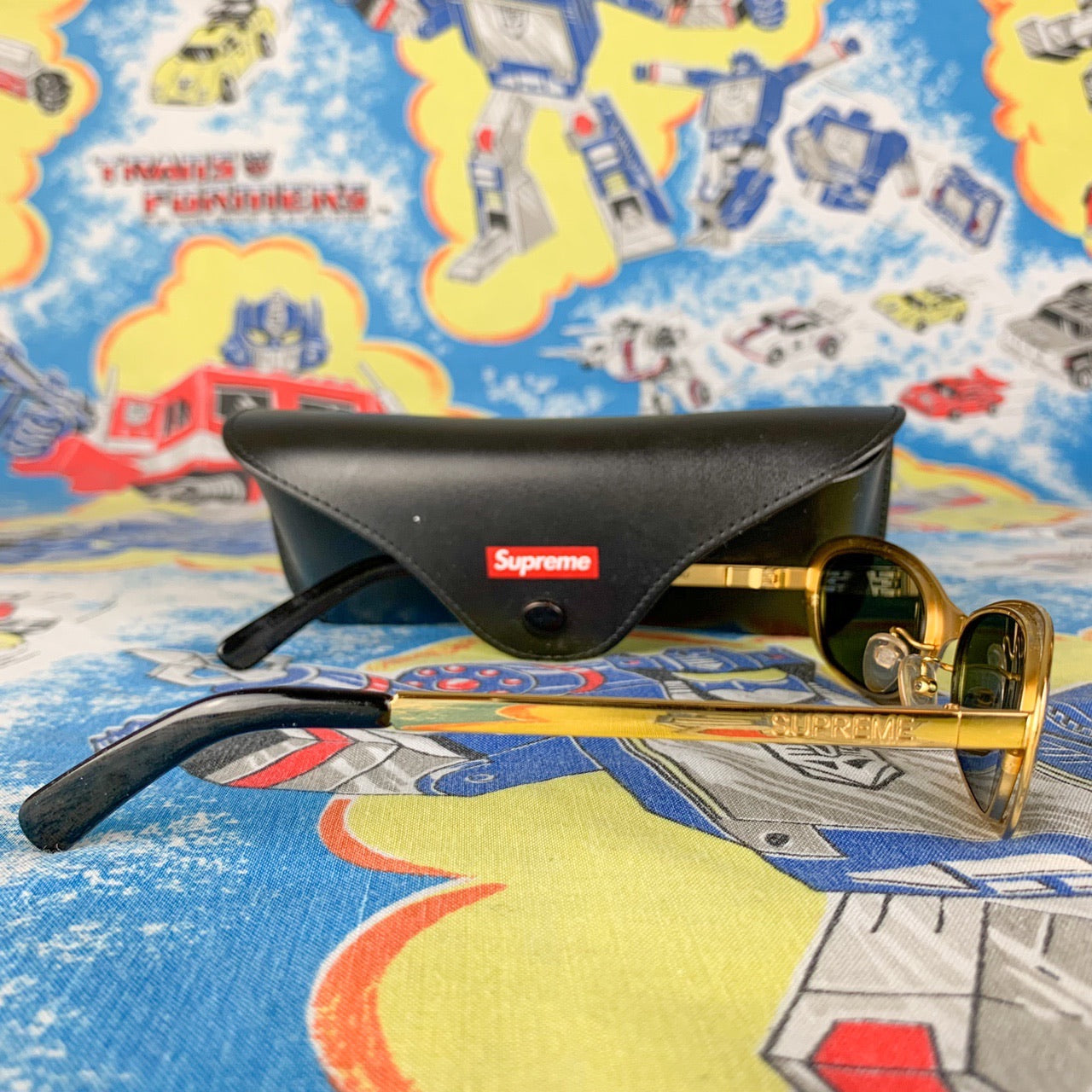 Supreme Exit Sunglasses / Frames / glasses / shades