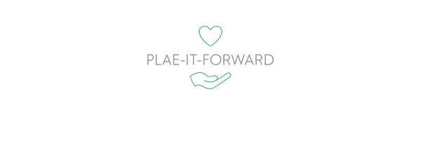 introducing the PLAE-it-forward program